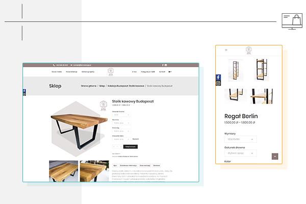 Tworzenie sklepów internetowych. Realizacja sklepu internetowego. Projektu sklepu www